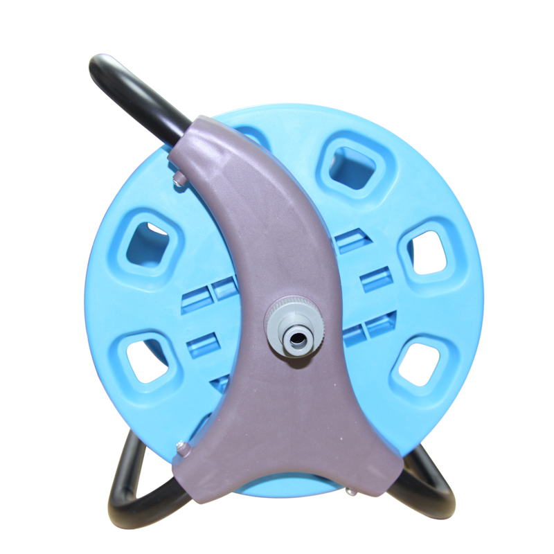 Hot Sale Magic Empty Hose Reels Small Garden Hose Cart Water Pipe Storage  Holder Save Space Garden Hose Storage Reels Car H GA06 In Garden Hoses U0026  Reels ...