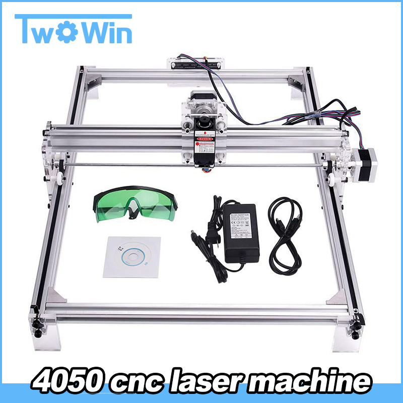 40*50cm Large Area 15w Big Laser Engraving Machine, DIY Laser Cutter Machine, CNC Laser Module Marking Machine,laser Engraver(China)