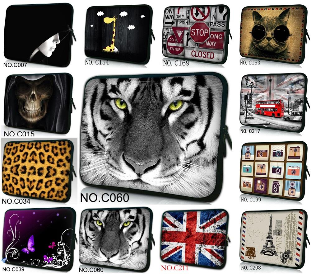 2015 New Designs Laptop Sleeve Bag Case Cover For 13 13.3 14 14.1 15 15.4 15.6 Inch Apple Dell Notebook Netbook PC image