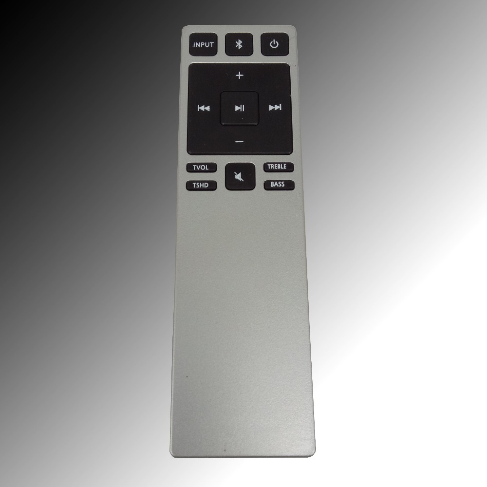 NEW remote control XRS521 for vizio font b Home b font Theater SoundBar Remote Control S4221W