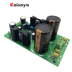 Image 1 - Nowy szybki zasilacz wyjście bardzo niski poziom hałasu liniowy Regulator rdzeń mocy dla wzmacniacza hifi CD DAC T0158