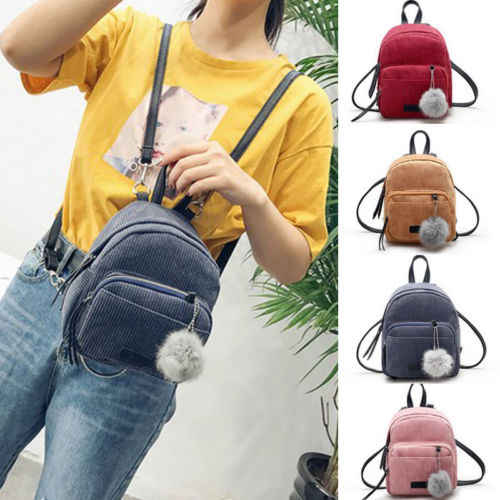 2c2d0948c6a1 Detail Feedback Questions about Mini Women Backpacks Solid Fashion ...