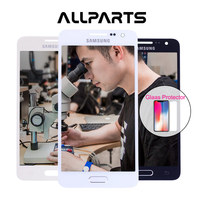 Tested 4 5 Super AMOLED LCD For SAMSUNG Galaxy A3 2015 Display A300 A300H A300F A300FU