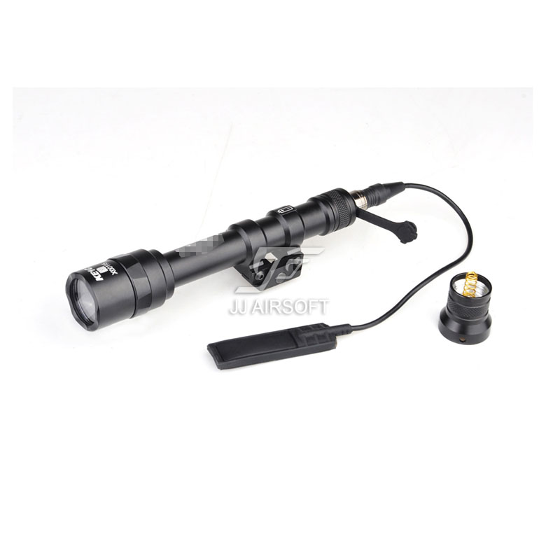 Element SF M600AA-DSS Scout Light (Black) M600AA-DDS LED Scout Flashlight