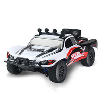 RC Car 4WD 45km/h Full Proportion High Speed Drift 2.4G Monster Truck Remote Control BigFoot Buggy Off Road SUV Electronic Toys