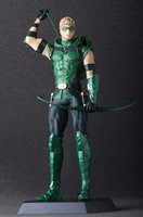 New Hot Figurine DC Comic Justice League Super Hero Green Arrow Oliver Queen Crazy Toys Action Figure
