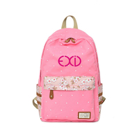 Frdun Tommy EXID Cool Backpack Flower wave lover pointed Gradient Canva Bag Student Teenagers Stylish Backpacks Fashion Backpack