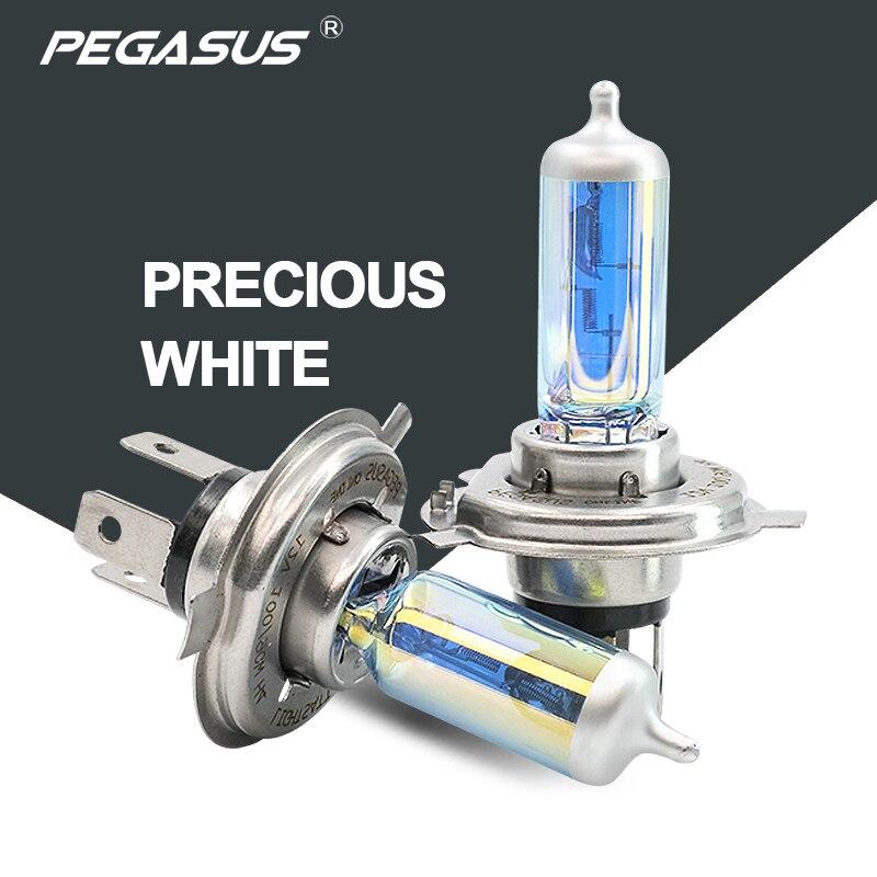 PEGASUS Voiture Halogène Phare H1 H3 H4 H7 H11 HB3 9005 HB4 9006 HIR2 9012 PS X 24 W H15 H16 1500lm Auto Ampoule Projecteur 5000 K