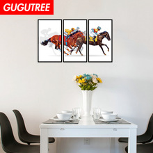 Decorate horse flower buttlefly bird art wall sticker decoration Decals mural painting Removable Decor Wallpaper LF-1760