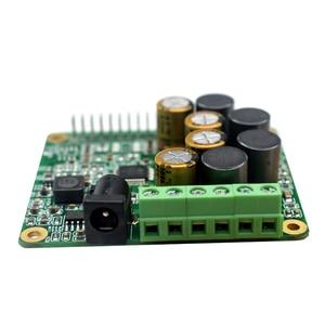 Image 5 - Lusya Raspberry Pi Versterker Hifi Uitbreidingskaart 25W Met Aux Compatibel Raspberry Pi 3 Model B, 2B, B + A4 015