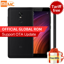 Original Xiaomi Redmi Note 4X 3GB 32GB Smartphone Snapdragon 625 Octa Core 5.5″ FHD 13MP Camera 4G FDD LTE MIUI 8.1 Fingerprint