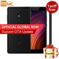 Original Xiaomi Redmi Note 4X Mobile Phone Snapdragon 625 Octa Core 3GB RAM 32GB ROM 5