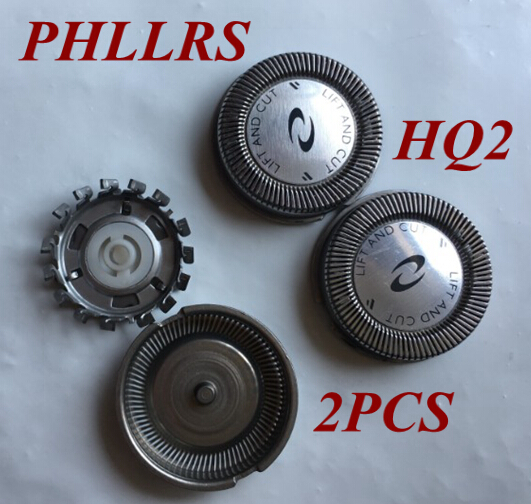 2 шт. HQ2 замена головки лезвия бритвы для philips Norelco электробритва HQ242 HQ2425 HQ26 HQ284 HQ223 HS100 HS105 HS106 HS110