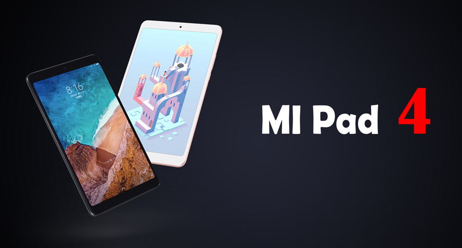 Newest Original Xiaomi Mi Tablets 4 Snapdragon 660 AIE 8'' 1610 Screen Tablet AI Face Identification 13MP Back Camera Mi Pad 4-11