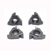 10PCS 22IR N60 22NR N55 22IR 3.50 4.00 4.50 5.0 ISO Internal Thread Turning Tool Tungsten Carbide CNC insert carbide lathe tools