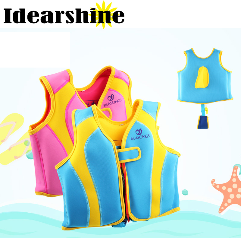 Life Vest for Kids Children Life Jacket Water Sports Equipment Kids Swiming Lifejacket 2~11 years old for kids Fishing #7135