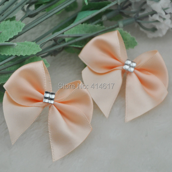 40PC Ribbon Bows Flower the Rhinestone Appliques Sewing Craft Lots U pick  A227-in Ribbons from Home   Garden on Aliexpress.com  8f69880df857