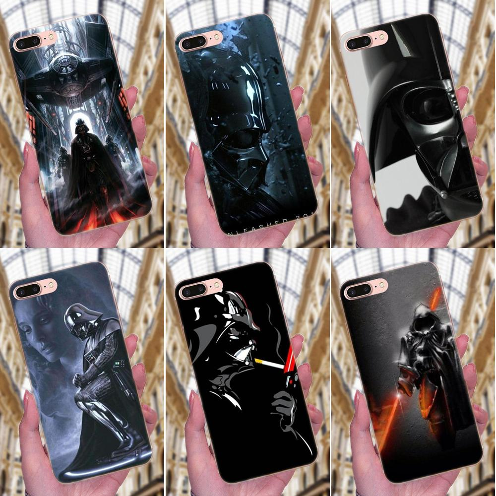 Star Wars Kylo Ren Darth Vader TPU Stylish Case For <font><b>Samsung</b></font> Galaxy Note <font><b>5</b></font> 8 9 S3 S4 S5 S6 S7 S8 S9 S10 mini Edge Plus Lite image