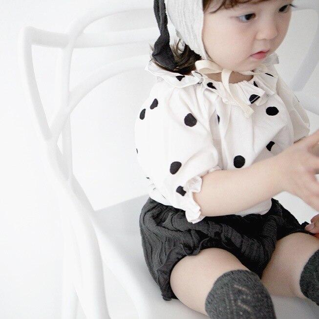 Nowe zestawy ubrań dla dziewczynek Różowe sukienki w paski 1-3 - Odzież dla niemowląt - Zdjęcie 3
