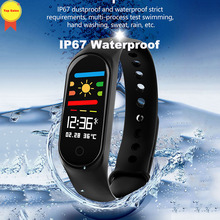 smart Wristband Blood Pressure/oxygen Heart Rate Monitor Smart Band Fitness Tracker sport Smartwatch for IOS Android xiaomi vivo все цены