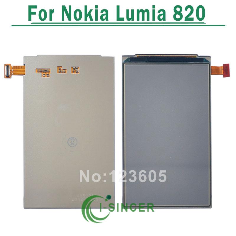 ФОТО 5/pcs Free Shipping For Nokia Lumia 820 LCD Screen Display