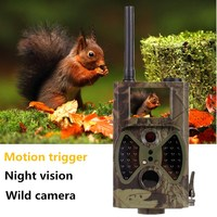 Wild Camera HC 300m Hunting Trail Camera Scouting Infrared 940NM Hunting Wildlife Camera Wireless Trail Cam Photo Traps