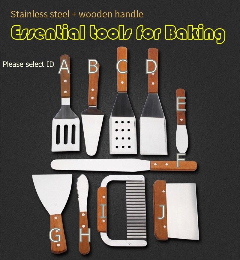 dough cutter / Spatula / Potato knife / Steak Shovel / Salad  scraper chopper Pizza /  BBQ / Baking Tools / kitchen tools