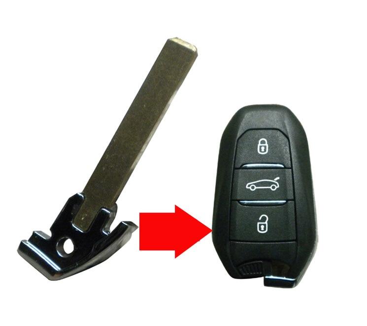 Смарт ключове Citroen