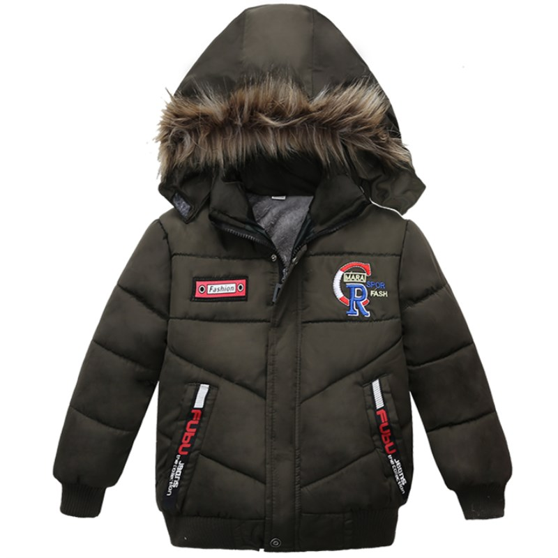 Baby Boys Coat 2020 Winter Jacket For Boys Fashion Hoodies Children Coat Boys  Clothes Jackets Warm Outerwear For Kids Clothes - Flash Deal #34AA   Cicig