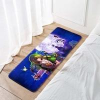 The Legend of Zelda 120x40cm Floor Mat Carpet Decor Bedroom Doormat Anime Manga 001