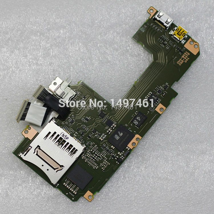 New Improved Main circuit Board/motherboard/PCB repair Parts for Canon EOS 70D DS126411 SLR