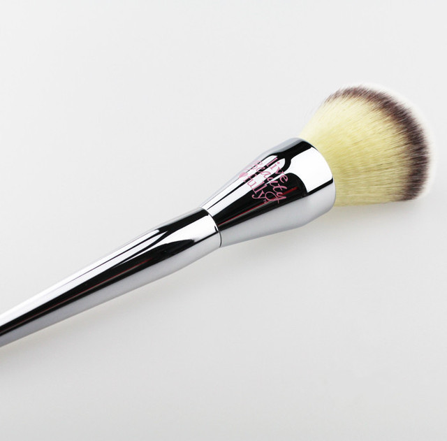 Very Big Rose Gold Powder Makeup Brush Ulta it 221 Professional Cosmetic Face Brushes Soft Hair with Cap 6