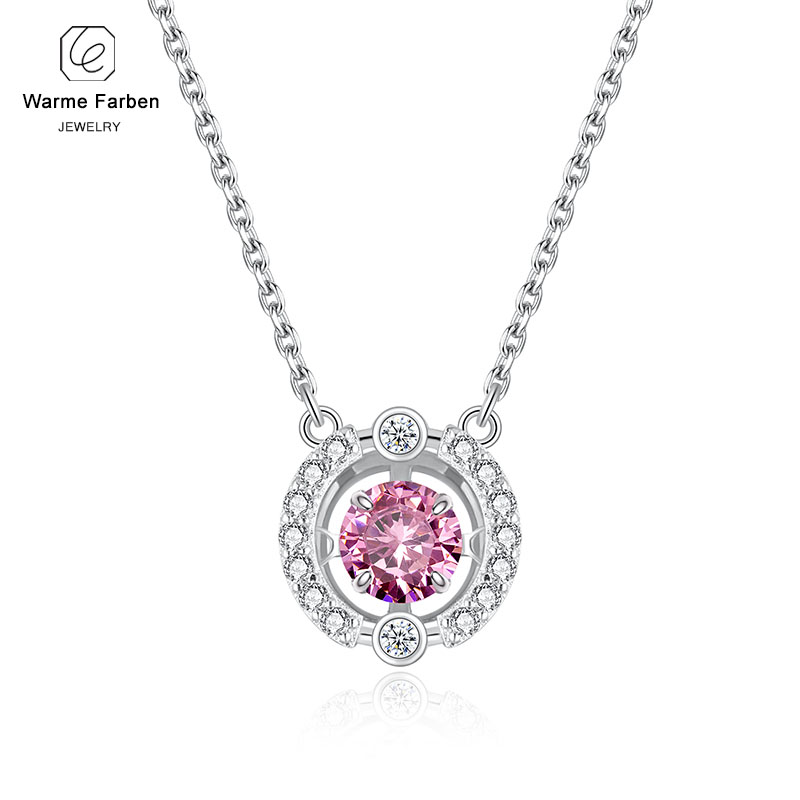 Swarovski Necklaces for Girls 925 Sterling Silver Pendant Necklace Beating Coronary heart Zircon Necklace Positive Jewellery Collares Reward Pendants, Low-cost Pendants, Swarovski Necklaces for Girls 925 Sterling Silver Pendant...