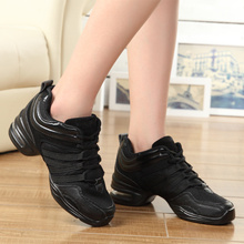 MWY Dancing Shoes For Women Latin Breathable Soft Ladies Aerobics