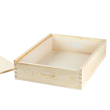 Big Size Silicone Soap Mold for DIY Handmade Rectangle White Mould with Wooden Box