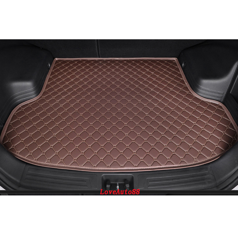 Image 3 - Custom Car Trunk Mat For Honda All model CRV CR V Accord Civic Fit Jade Freed Car Styling Auto Accessories Car Pad