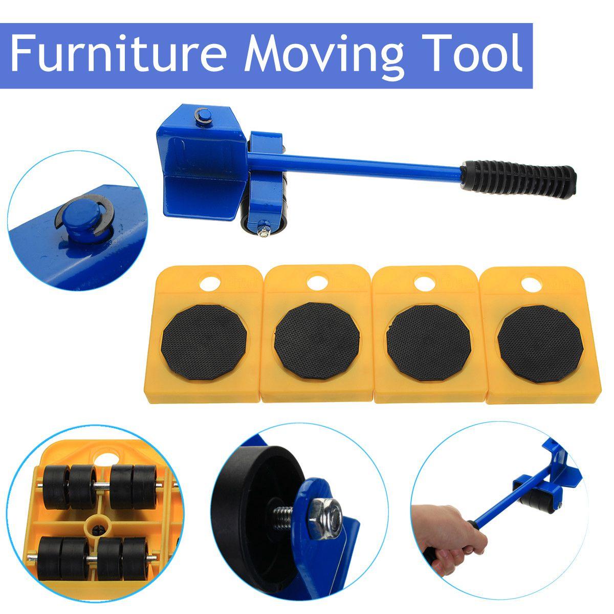 Mobili Sistema di Movimentazione Con Sollevatore Strumento durevole E spostare Mobili Pesanti Animali In Movimento Tool Home Utilities