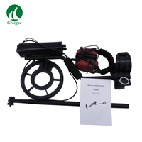 MD6026 High Sensitivity Portable Metal Detector Waterproof Metal Detector Underwater 40 Meters Depth
