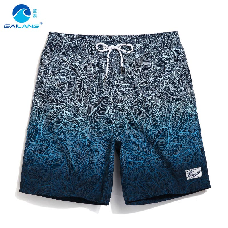 Boardshorts heren sneldrogende badmode heren sweatboard shorts gmy hardloopshorts surfen beach short joggers beachwear sports