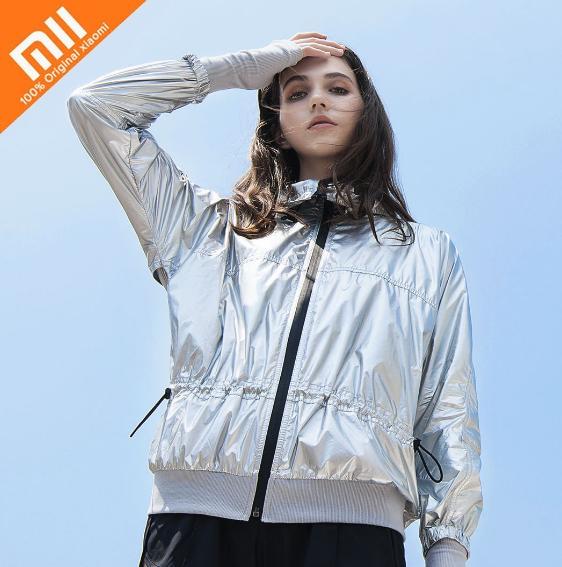 Original xiaomi mijia ppt Sporty casual windproof jacket, lightweight fabric, waterproof, UV resistant