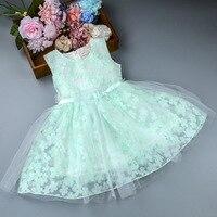 Wu Wu Bei Jia A Line Kids Clothes Light Fashionable Jumper Skirt Dress Polo Roupas Infantis