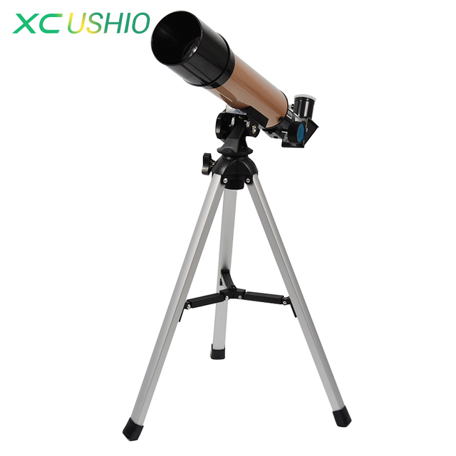 F36050 Monocular Outdoor Spotting Telescope with Tripod 90 Times Zooming Astronomical Telescope Best Gift for Children