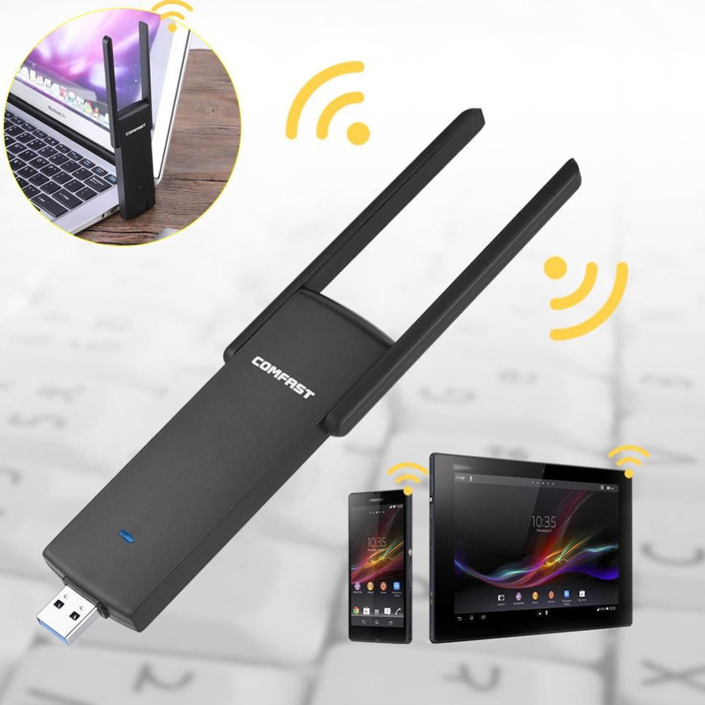 New Incredible Wireless WiFi Repeater USB3.0 Wifi Ring Signal Amplifier 600M Dual Band 5G Booster Antenna Wireless WiFi Extender