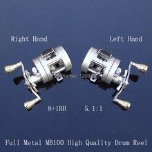 MB100--9BB Thuyền Trống Reel