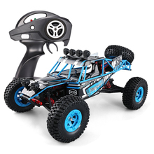 JJR/C JJRC Q39 RC Car Highlander 2.4GHz 1:12 4WD RTR Desert Off-road Vehicle Short-course Truck
