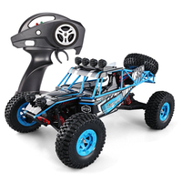 JJR/C JJRC Q39 RC Car Highlander 2.4GHz 1:12 4WD RTR Desert Off road Vehicle Short course Truck