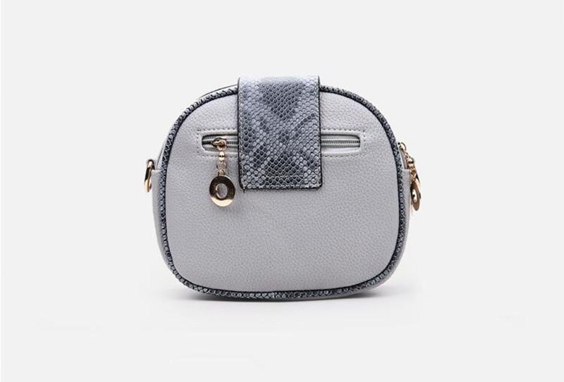 7 grey women handbag