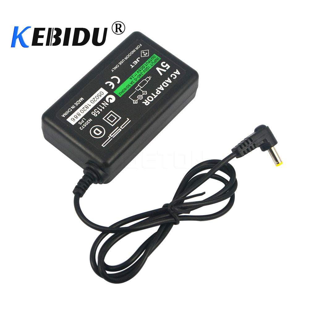 Kebidu Newest Home Wall Charger Ac Adapter Power Supply Cord Cable For Sony Psp 1000 2000 3000