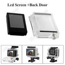 Free shipping OEM HD Hero3 Camera LCD Bacpac Display Viewer W/ Backdoor for GoPro Hero3  Camera gopro lcd bacpac hero3