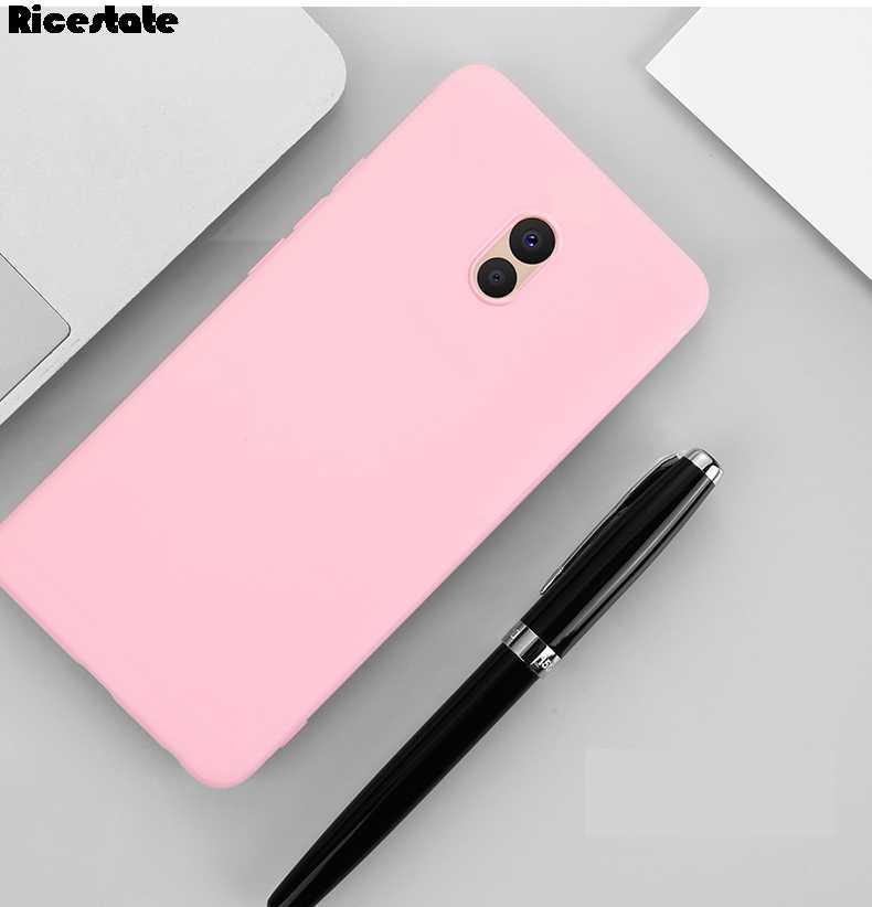 Ricestate Matte Ốp Lưng Cho Nokia 3 5 6 7 8 Ốp Lưng Nokia 2.1 3.1 5.1 6.1 Plus Mờ Ốp Lưng bao Da Dành Cho Nokia X5 X6 Mềm Mại Ốp Lưng